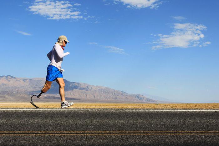 نکات مهم در زمان دویدن با پنجه های کربنی